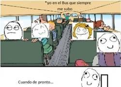 Enlace a Autobús equivocado