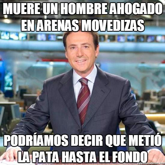 Meme_matias - Las peligrosas arenas movedizas