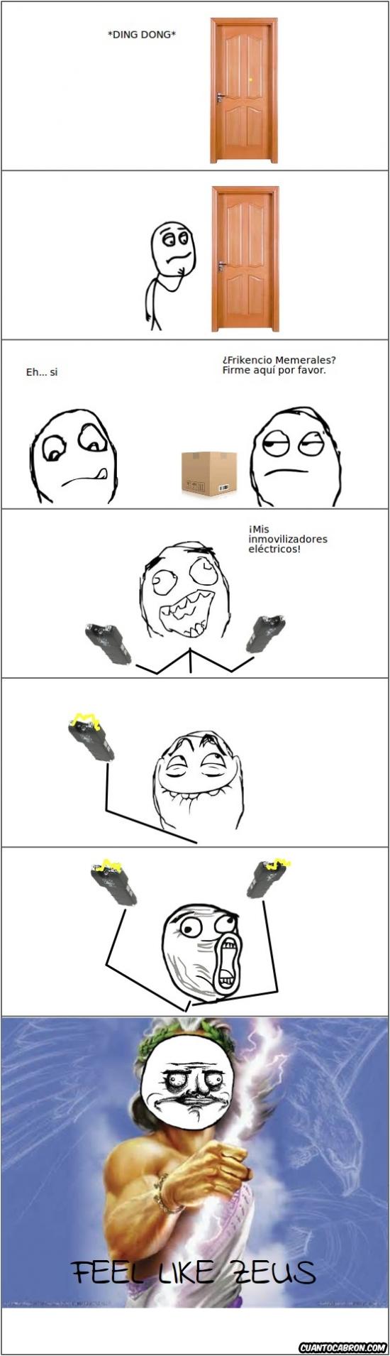 Me_gusta - Jugando con rayos