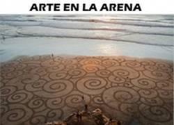 Enlace a Yo tambien quiero hacer el arte en la arena