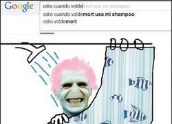 Enlace a Odio cuando Voldemort...