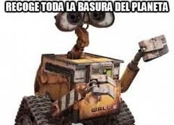 Enlace a WALL-E y sus miedos