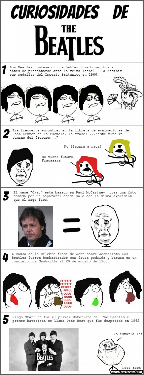 Cereal_guy - Curiosidades de The Beatles