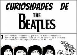 Enlace a Curiosidades de The Beatles