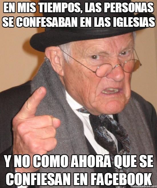 En_mis_tiempos - La realidad de las confesiones antes y ahora