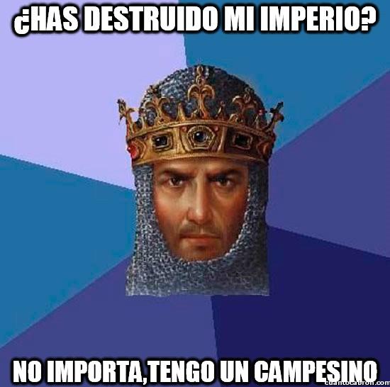 Age_of_empires - Age of Empires y sus campesinos...