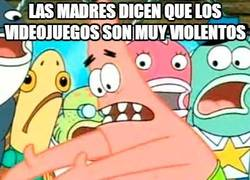 Enlace a Los videojuegos son los responsables de la violencia según las madres