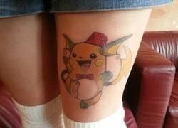 Enlace a Tatuajes Pokémon
