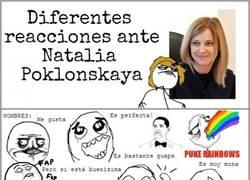 Enlace a Reacciones ante Natalia
