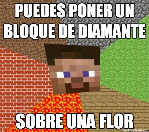 bloque,diamante,flor,minecraft