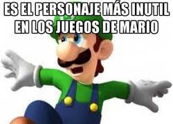Enlace a No sé si tanto esfuerzo tiene la recompensa adecuada en los juegos de Super Mario