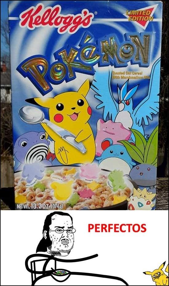 caja,cereal,comer,desayuno,perfectos,pikachu,pokemon