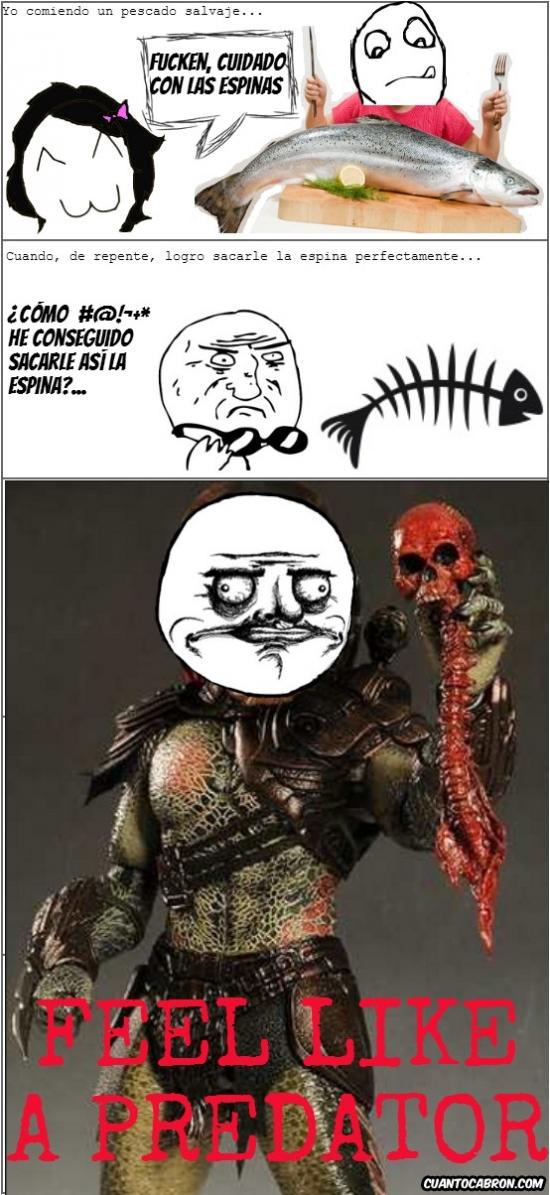 Me_gusta - Feel like a Predator