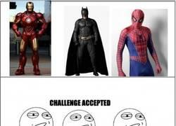 Enlace a Trajes de superhéroes para gente con pocos recursos