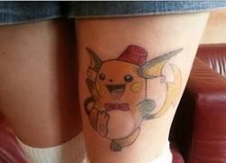Enlace a La fusión de dos pasiones en un sólo tattoo