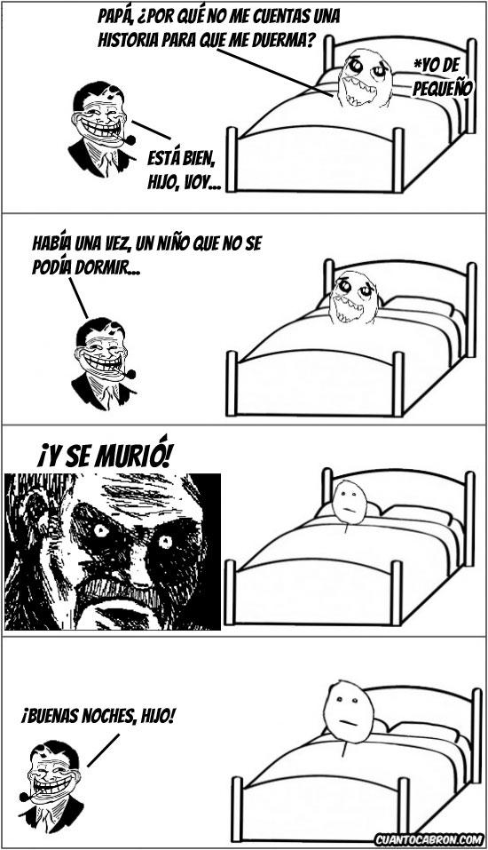 Trolldad - Y desde entonces sufro de insomnio