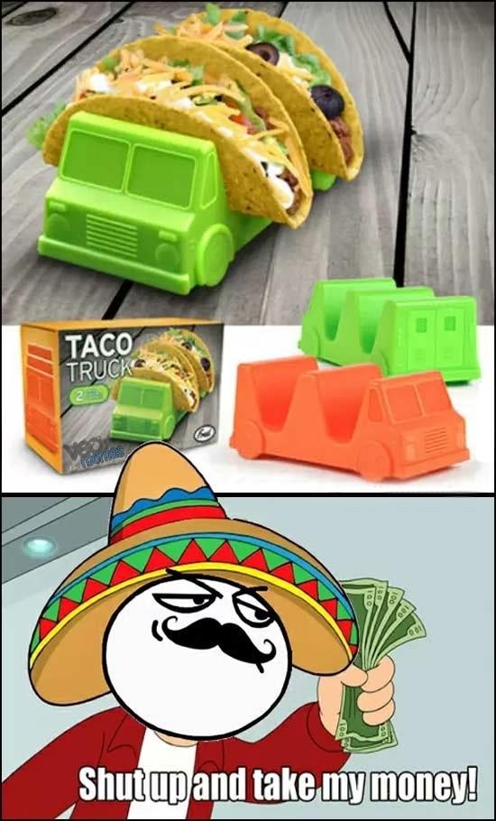 Mix - Mini-camión de tacos
