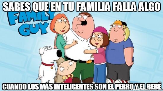 Meme_otros - En Padre de Familia falla algo importante