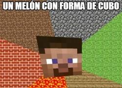 Enlace a A ver si nos aclaramos con los melones, ¿cubos o esferas?
