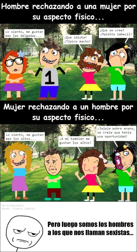 Cuanto Cabron La Tipica Doble Moral De Las Mujeres