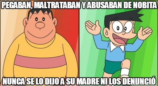 Meme_otros - Un mal ejemplo sobre cómo lidiar con el bullying escolar en uno de los dibujos animados más queridos