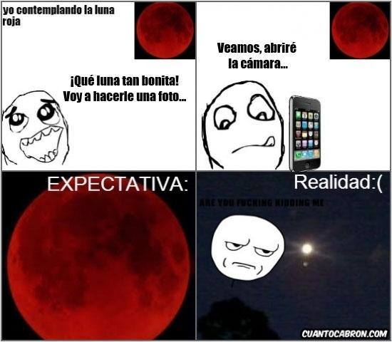 Kidding_me - Intentando fotografiar la luna roja