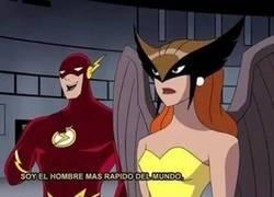 Enlace a El problema de ser Flash y tener supervelocidad