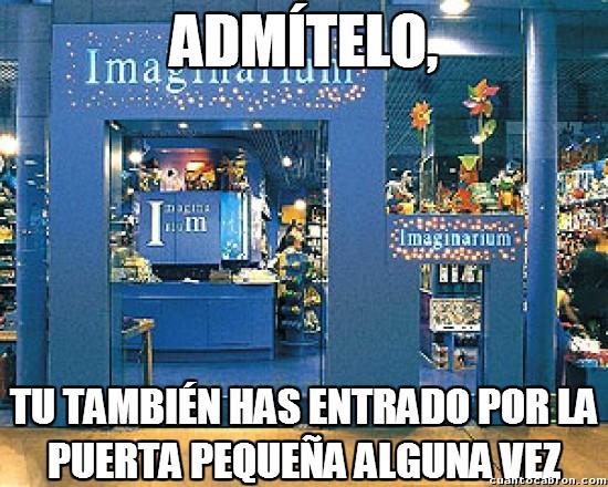 Meme_otros - La mágica puerta de Imaginarium