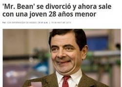 Enlace a Nunca se pudo usar el meme de Mr. Bean con tanta propiedad