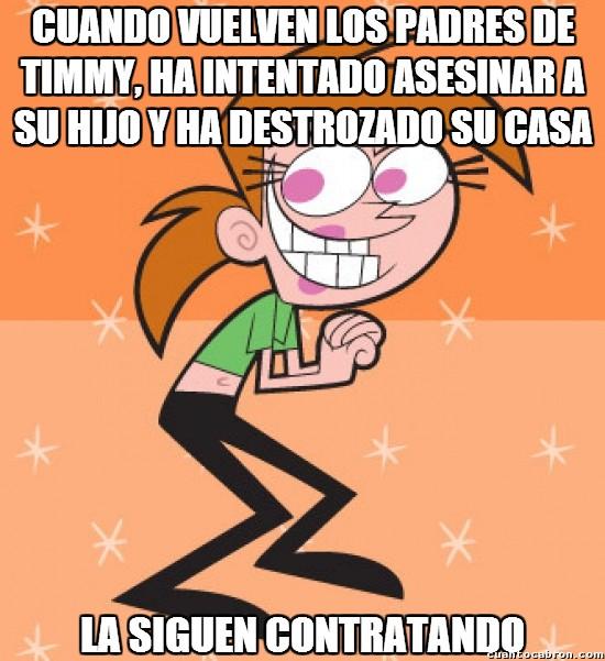 Meme_otros - Vicky siempre será contratada