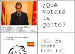 Enlace a Hay una curiosa relación entre el referéndum de independencia de Cataluña y CC