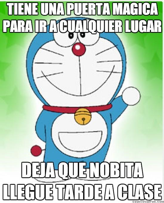 Meme_otros - Doraemon también es un poco troll