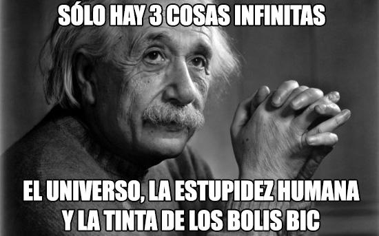 Tres_cosas_infinitas - Los bolis BIC y su tinta infinita