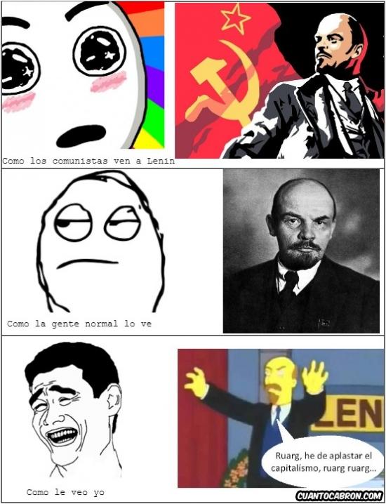 Otros - Lenin desde varios puntos de vista
