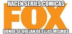 Enlace a Los de la FOX tienen un problema