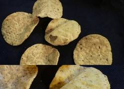 Enlace a Cuando hay una burbuja en las patatas fritas
