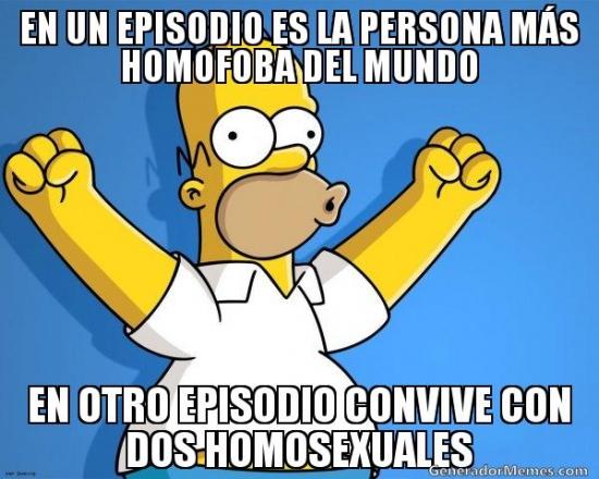 Peter_griffin - Homer, tío, en serio, aclárate