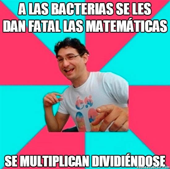 Bad_joke_deivid - Si alguna vez piensas que se te dan mal las matemáticas, piensa en...
