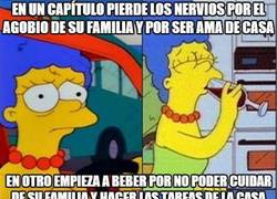 Enlace a Las cosas de Marge
