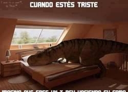 Enlace a Los T-Rex se crearon para hacerte feliz