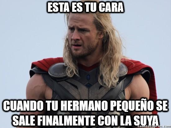Meme_otros - Ahora ya sabes cómo se siente Thor