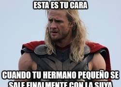 Enlace a Ahora ya sabes cómo se siente Thor