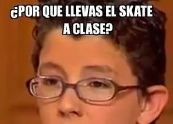 Enlace a ¡Quiero que todo el mundo sepa que soy skater!