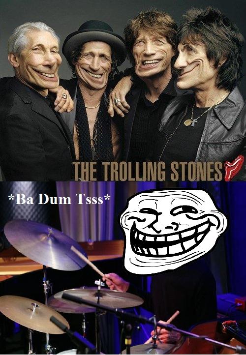 Trollface - Existe una versión mejorada de The Rolling Stones, ¿quieres conocerla?