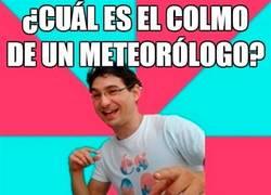 Enlace a La dura vida de los meteorólogos