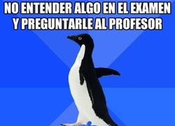 Enlace a No entender algo y preguntarle al profesor