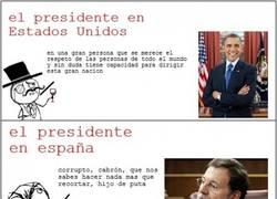 Enlace a A Rajoy NO le gustará esta viñeta. A Obama seguramente sí