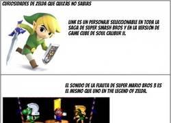 Enlace a Algunas curiosidades de Zelda