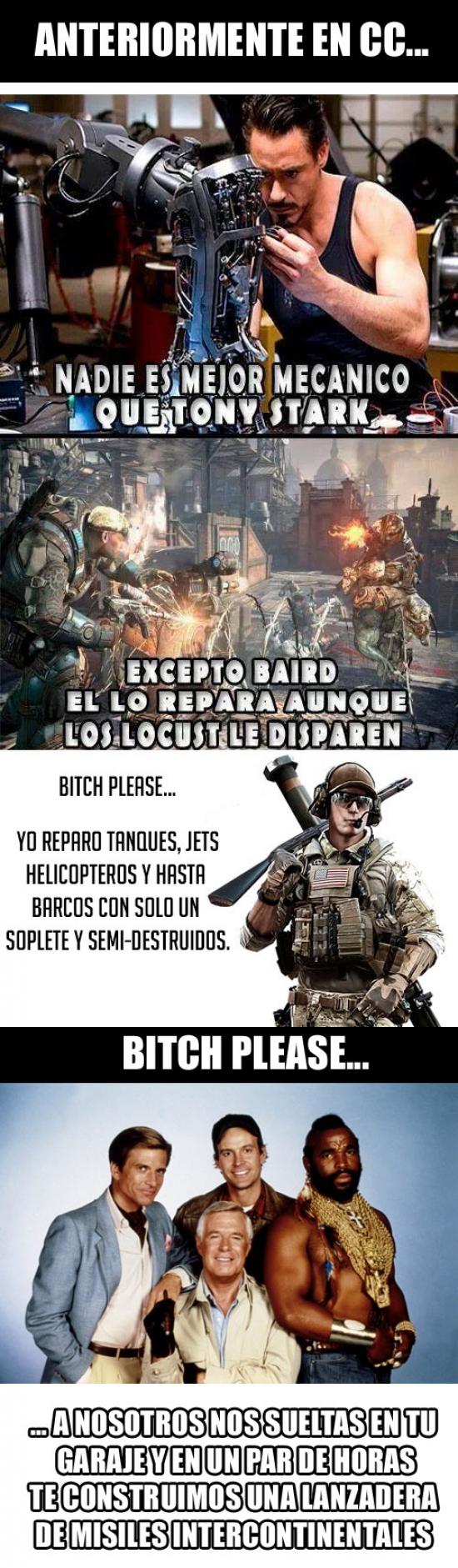 Meme_otros - ¿Seguro que nadie supera a los ingenieros de Battlefield?