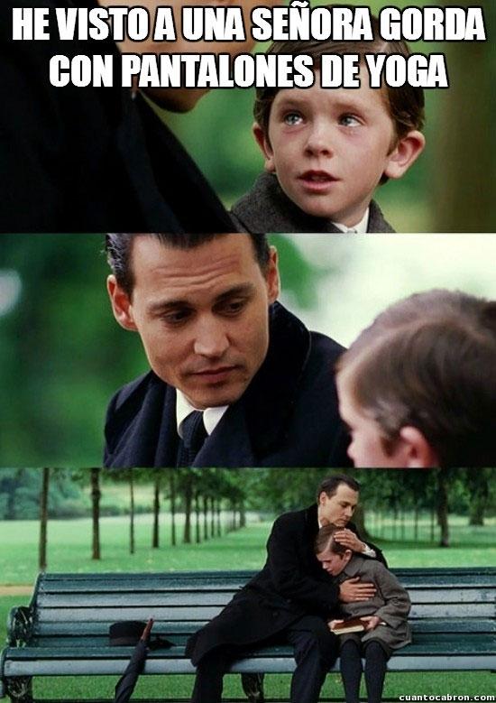 Meme_otros - Ven aquí pequeñín, deja que te consuele...